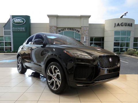 New 2018 Jaguar E-PACE First Edition