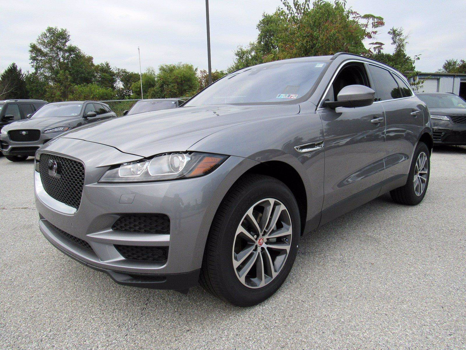 Certified Pre-Owned 2020 Jaguar F-PACE 25t Premium AWD