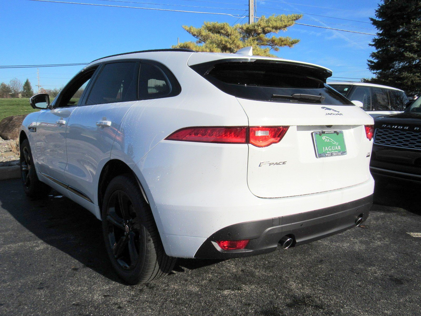 New 2019 Jaguar F Pace 25t R Sport Sport Utility In West Chester