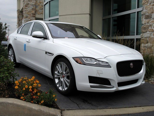 New 2017 Jaguar XF 20d Prestige With Navigation & AWD