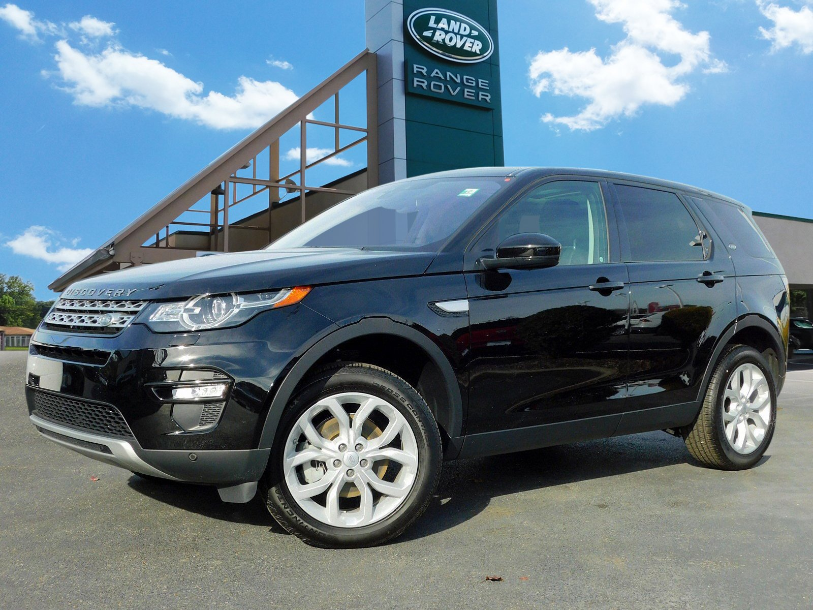 Used Land Rover Discovery Sport Wilmington De