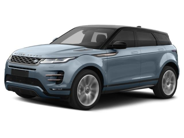 Certified Pre-Owned 2020 Land Rover Range Rover Evoque R-Dynamic S