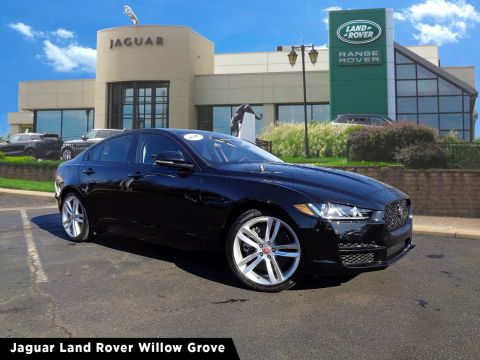 Certified Pre-Owned 2018 Jaguar XE 30t Prestige
