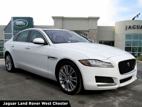New 2018 Jaguar XF 20d Prestige